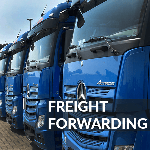 Transportation and forwarding services